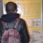 Exposição na UFSC em julho de 2015